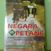 Buku Negara Vs Petani (22205579) di Kota Semarang