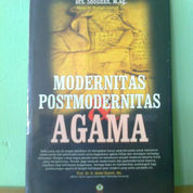 Buku Modernitas Postmodernitas AGAMA