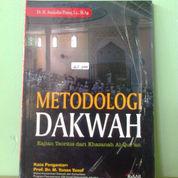 Buku Metodologi DAKWAH Kajian Teoritis Dari Khazanah Al Qur An