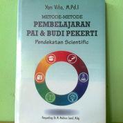 Buku Metode-Metode Pembelajaran PAI Dan Budi Pekerti (22205679) di Kota Semarang