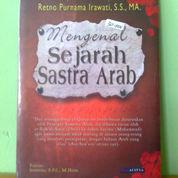 Buku Mengenal Sejarah Sastra Arab