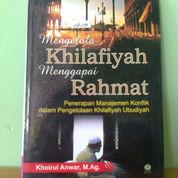 Buku Mengelola Khilafiyah Menggapai Rahmat