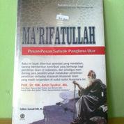 Buku MA RIFATULLAH Pesan-Pesan Sufistik Panglima Utar