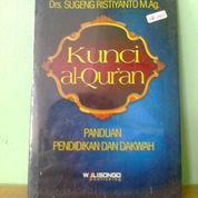 Buku Kunci Al Qur An (Panduan Pendidikan Dan Dakwah)