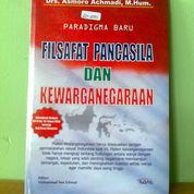 Buku Filsafat Pancasila Dan Kewarganegaraan (22206091) di Kota Semarang