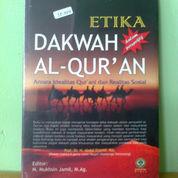 Buku Etika Dakwah Al Qur An