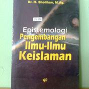 Buku Epistemologi Pengembangan Ilmu-Ilmu Keislaman (22206175) di Kota Semarang