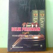 Buku Delik Perzinaan Dalam Pembaharuan Hukum Pidana Di Indonesia