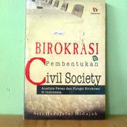 Buku Birokrasi Pembentukan Civil Socienty (22206399) di Kota Semarang