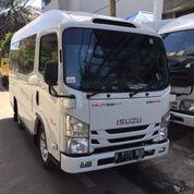 Isuzu Elf Microbus NLR Giga 16 Kursi Tahun 2018 ( Unit Baru Stock Lama )