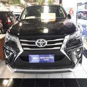[New Satria Mobil] Toyota Fortuner VRZ Diesel AT 2016 (22211355) di Kota Surabaya