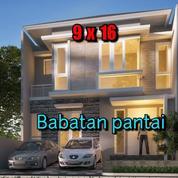 Brand New Gress. Rumah Babatan Pantai 2 Lantai NEGO (22214843) di Kota Surabaya