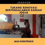 Tukang Renovasi Berpengalaman Daerah Jogja (22221743) di Kota Yogyakarta