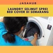 Laundry Selimut Sprei Bed Cover Di Semarang (22221955) di Kota Semarang