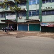 RUKO 2 1/2 TINGKAT DI PALEMBANG LOKASI STRATEGIS (22222175) di Kota Palembang
