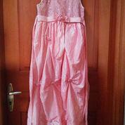 Gaun Elegan Pink & Hiasan Bunga (2222267) di Kota Jakarta Pusat