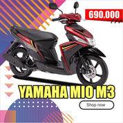Motor Yamaha Mio M3 CW Deta Semarang