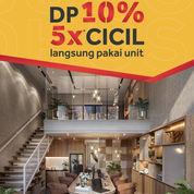 BU Kantor/Office Space @SOHO Pancoran (No Overtime Charge) (22231359) di Kota Jakarta Selatan