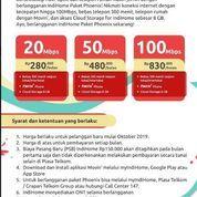 Harga Baru Wifi Indihome (22234295) di Kota Surabaya