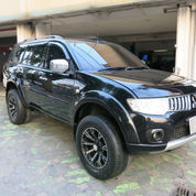 Mitsubishi Pajero Sport Exceed At 2009
