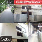 Rumah (Kost) Cilandak, Jakarta Selatan, 508 M, 3 Lt, HGB
