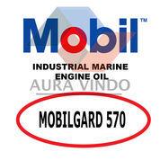 Oli Pelumas Mobilgard 570 208L