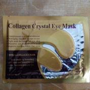 Gold Eye Crystal Collagen Mask (2224657) di Kota Bekasi