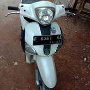 Motor Bekas Vespa Piaggio Liberty 150 (22252983) di Kota Depok