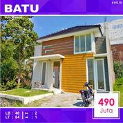 Rumah Baru Luas 84 Di Sumberejo Kota Batu Malang _ 572.19