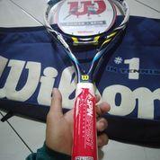 Raket Tenis WILSON JUICE 100S (22256423) di Kota Tasikmalaya