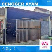 Rumah Murah Luas 101 Di Cengger Ayam Suhat Kota Malang _ 574.19