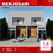 Rumah Kost 14 Kamar Luas 90 Di Merjosari Sigura Gura Kota Malang _ 575.19 (22260499) di Kota Malang