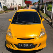 Honda Jazz Special Edition Yellow MT 2007