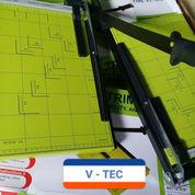 Pisau Potong Kertas/ Paper Trimmer V- Tec F4 (22266503) di Kota Palembang