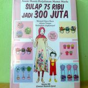 Buku SULAP 75 Ribu Jadi 300 Juta