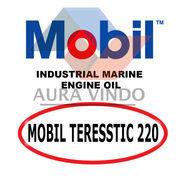 Oli Industri Pelumas Mobil Teresstic 220
