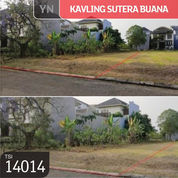 Kavling Sutera Buana, Tangerang, 15x33m, HGB (22281435) di Kota Tangerang
