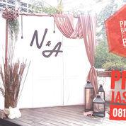 BACKDROP SEMINAR, WEDDING, PHOTOBOOTH DI MEDAN MURAH (22282771) di Kota Medan