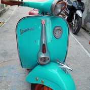 Vespa Super INT 150 CC Tahun 1965