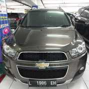 [Nirwana Mobil] Chevrolet Captiva 4x2 2.0 Diesel AT 2011