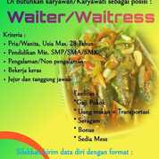 Receptionis/Custamer Servis Hotel (22290595) di Kota Jakarta Pusat