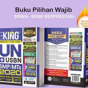 Buku Mega Best Seller Bedah Kisi-Kisi: The King SMP 2020