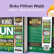 Buku Mega Best Seller Bedah Kisi-Kisi: The King SMA IPA 2020