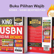 Buku Mega Best Seller Bedah Kisi-Kisi: The King SD 2020