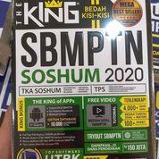 Buku Mega Best Seller Bedah Kisi-Kisi: The King Soshum 2020
