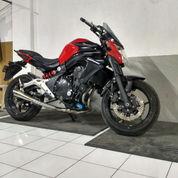 Kawasaki Er6 N Ninja 650 Cc Plat Ab Pajak Hidup