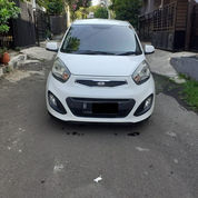 KIA PICANTO NEW 1.2L 2013 Manual Warna Putih Tangan 1