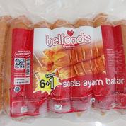 Belfoods Sosis Ayam Bakar Jumbo 500 Gram (22309531) di Kota Surabaya