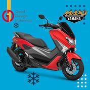 NMAX Non ABS Yamaha Deta Semarang