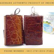 Harga Grosir, Gantungan Kunci Kulit Buaya Premium (22318075) di Kab. Sidoarjo